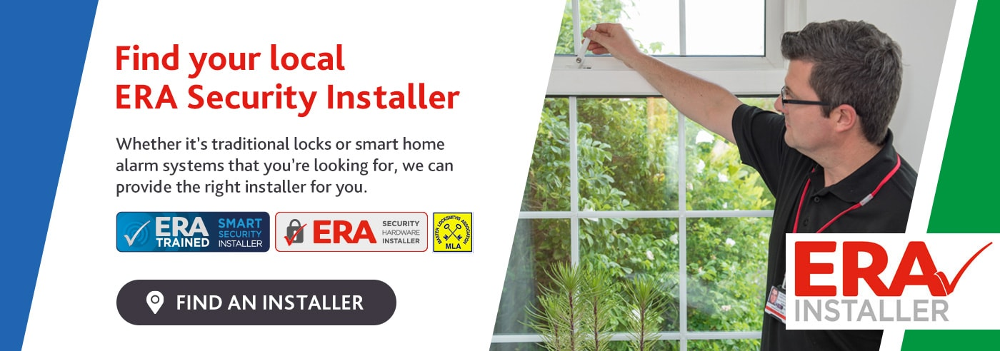 Find a ERA Security Installer